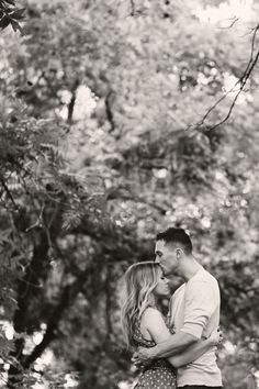 Engagement Picture Idea :) or just a plain photo with the one you love <3