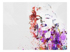 Marilyn Monroe by NaxArt---People, Posters and Prints at Art.com