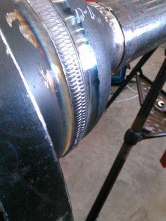 "My Weld pipe 8"" carbon steel"