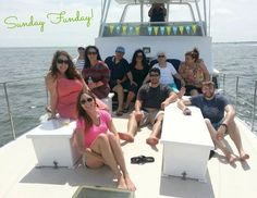 Charter Pictures - Tampa Bay Yacht Charter