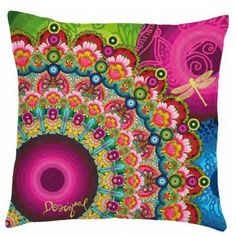 Desigual Coussin Galactic