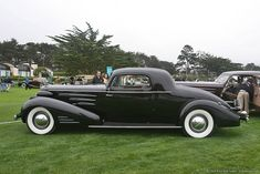 1937 Cadillac-Fleetwood Series 90 2-Passenger Coupe