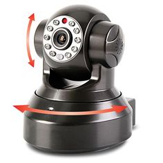 The Best WiFi Security Camera - Hammacher Schlemmer
