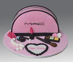 cakes fondant - Buscar con Google Teen Cakes, Girly Cakes, Fancy Cakes, Fondant Cake Tutorial, Fondant Cakes, Cupcake Cakes, Fondant Bow, 3d Cakes, Fondant Flowers
