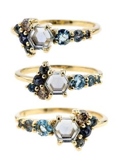 Dream Rings From Bario Neal