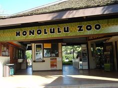 I love this zoo! I lived on Oahu in the 80s for 4 years and loved going here almost every weekend.