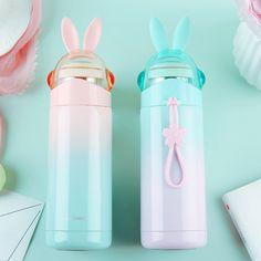 Unicorn Pencil Case, Creative Kids Rooms, Cute Water Bottles, Kawaii Room, Kawaii Jewelry, Cute Cups, Water Bottle Design, Cute School Supplies, Best Friend Jewelry