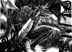 Gats of Berserk by Kentaro Miura