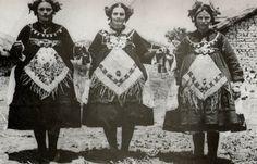 greek traditional costume of kayseri turkey