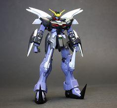 MG 1/100 XXXG-01D2 Gundam Deathscythe Hell: Latest Work by zgmfxg.