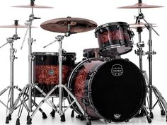 MAPEX ANNOUNCES NEW SATURN IV SERIES Mapex Drums, Drum Room, Drums Art, Drums Beats, Modern Tech, How To Play Drums, Drummer Boy, Beautiful Guitars, Drum Kits