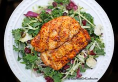 Gourmet Girl Cooks: Easy Grilled Chicken 7 Superfood Salads - Keeping it Real (Food)