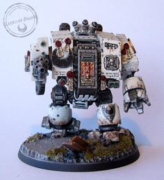 Awesome, Conversion, Dreadnought, Space Marines, Warhammer 40,000