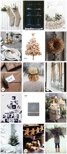 STYLISH IDEAS FOR CHRISTMAS DECORATIONS
