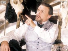 The Master - Anthony Ainley - Survival