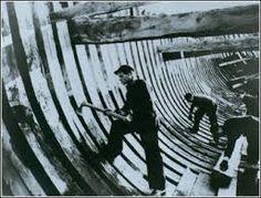fare barche in legno - venezia