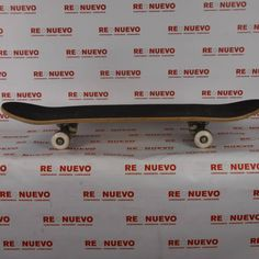 #Skate Monopatín E269066 de segunda mano | Tienda de Segunda Mano en Barcelona Re-Nuevo #segundamano