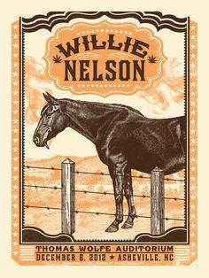 Willie Nelson - Asheville, NC