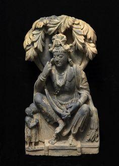 欧亜美術/ガンダーラ仏教美術s024