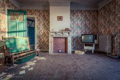 Villa heil, België, urbex, verlaten