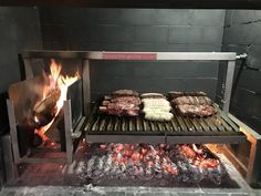 Ideas for backyard grill design bbq island Barbecue Grill, Grill Diy, Barbeque Design, Outdoor Barbeque, Grill Design, Outdoor Kitchen Patio, Outdoor Kitchen Design, Parilla Grill, Asado Grill