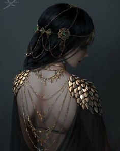 Post with 6462 votes and 236757 views. Tagged with art, fantasy, scifi; Shared by Afrigurian. Neat Fantasy/Sci-fi Art by WLOP Fantasy Inspiration, Mode Inspiration, Character Inspiration, Character Art, Design Inspiration, Mode Style, Costume Design, Fairy Tales, Creations