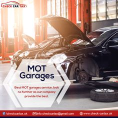 To sift out best #services, you need to have vast information and vivid idea about the purpose of mot garages. With CHECK #CAR #TAX, we help you find the best mot #garages in a sea of competitors. Our motto is to procure best mot garage services for our customers and to improve our customer's knowledge regarding the services various #mot garages. #carhistorycheck #checkcartax #checkmycartax #freecarcheck