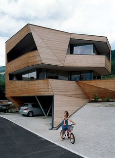 Cube House, South Tyrol, Italy - Plasma Studio