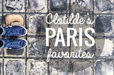 Clotilde's Paris Fav