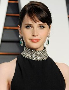 Felicity Jones to Star in Star Wars Spinoff Rogue One  #InStyle