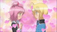 Shugo Chara Amu and Tadase I DON'T CARE IF IT WON'T CANON ITS STILL OTP