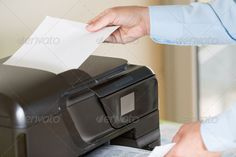 Buy Man making a photocopy by on PhotoDune. Performing a photocopy clerk with multifunction printer Wireless Printer, Multifunction Printer, Stock Photos