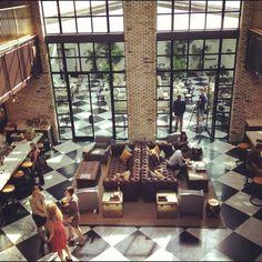 Had breakfast here last week. I didn't want to leave. Oxford Exchange | Tampa |Restaurant/coffee bar