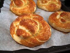 Soft Pretzels  Recipe type: High Altitude Baking