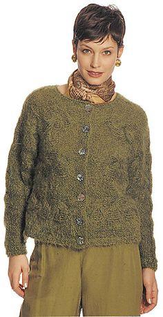 Knitting Patterns Galore - Carlotta Hand Knitting Yarn, Knitting Needles, Knitting Patterns, Sweater Patterns, Sweater Fashion, Men Sweater, Yarn Shop, Knit Or Crochet, Crochet Fashion