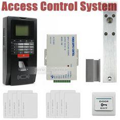 Access Control Kits Diysecur Waterproof 280kg Magnetic Lock 125khz Rfid Reader Password Keypad Door Access Control Security System Door Lock Kit W4 Attractive Fashion