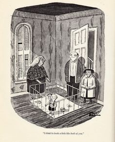 Charles Addams _the both of you.jpg (1298×1600)
