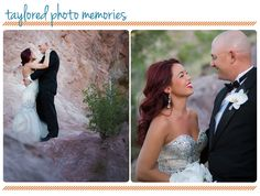 Wed in a Las Vegas and step outside for a post wedding session!  Post Wedding Session   Las Vegas Elopement   Aria Chapel   Red Rock Canyon