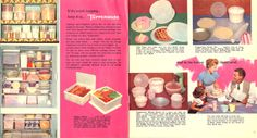 Oh So Lovely Vintage: Tupperware party!