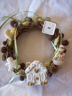 Ghirlanda - Christmas wreath.