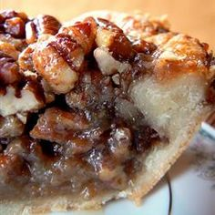 Honey Crunch Pecan Pie Recipe on Yummly