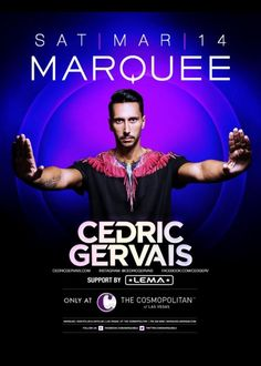 Cedric Gervais at Marquee Nightclub