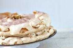 Tort bezowy jak od Sowy