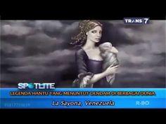 SpotLite - Legenda Hantu Yang Menuntut Dendam