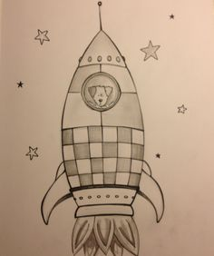 cool space rocket drawing with legs pics about space. Black Bedroom Furniture Sets. Home Design Ideas