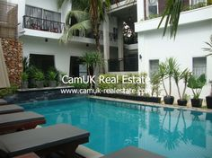 $500 Per month - An extremely beautiful serviced apartment for rent is located in Svay Dangkum…