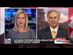 Greg Abbott on Fox News with Shannon Bream - http://insurancequotebug.com/greg-abbott-on-fox-news-with-shannon-bream