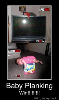 haha um yes that is definitely an epic fail, yet it makes me smile...