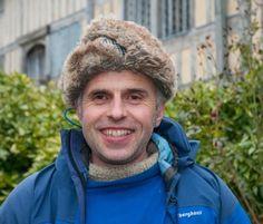 Fergus Garrett, head gardener at Great Dixter, East Sussex.