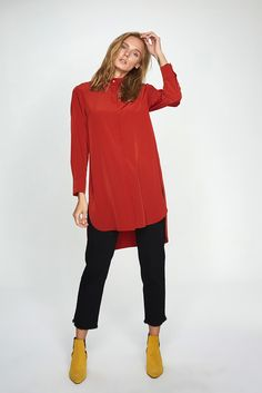 Tunic Tops, Long Sleeve, Sleeves, Women, Fashion, Moda, Women's, Fasion, Cap Sleeves